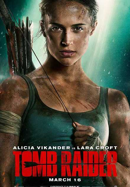 فيلم Tomb Raider 2018 مترجم