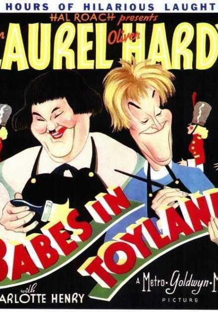 فيلم Babes in Toyland 1934 مترجم