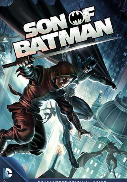 فيلم Son of Batman 2014 مترجم