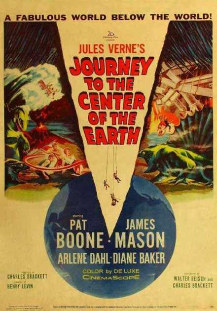 فيلم Journey to the Center of the Earth 1959 مترجم