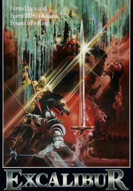 فيلم Excalibur 1981 مترجم