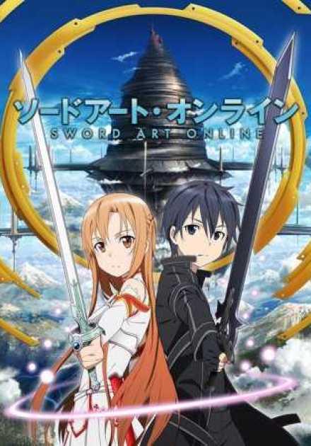 أنمي Sword Art Online – الموسم الأول