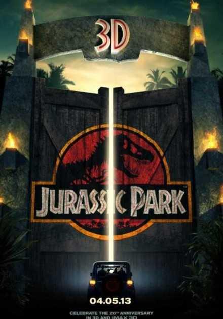 فيلم Jurassic Park 1993 مترجم
