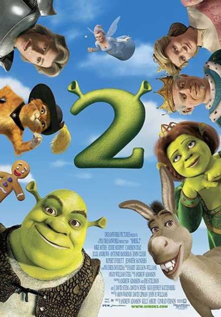 فيلم Shrek 2 2004 مترجم