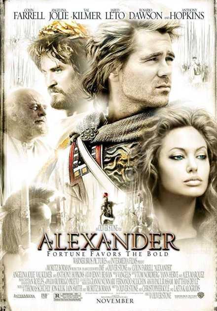 فيلم Alexander 2004 مترجم