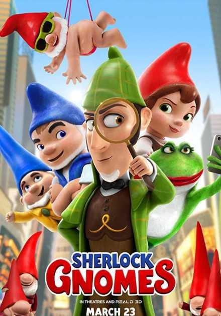 فيلم Sherlock Gnomes 2018 مترجم
