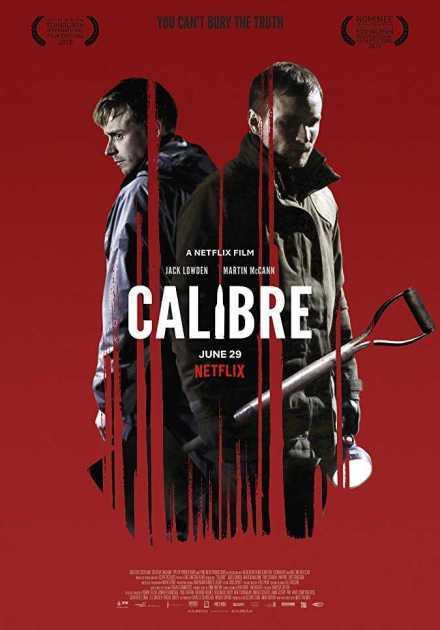 فيلم Calibre 2018 مترجم