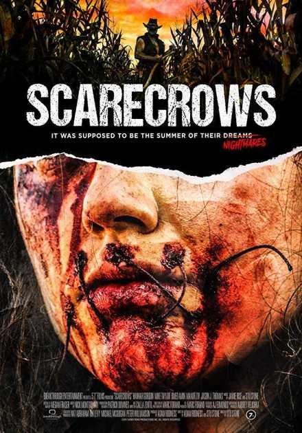 فيلم Scarecrows 2017 مترجم