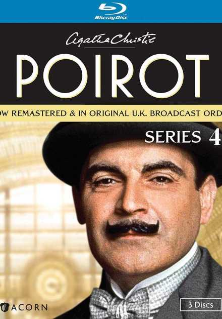 مسلسل Agatha Christie's Poirot الموسم الرابع