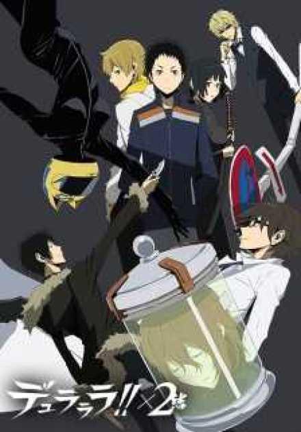 أنمي Durarara!! – الموسم الرابع Ketsu