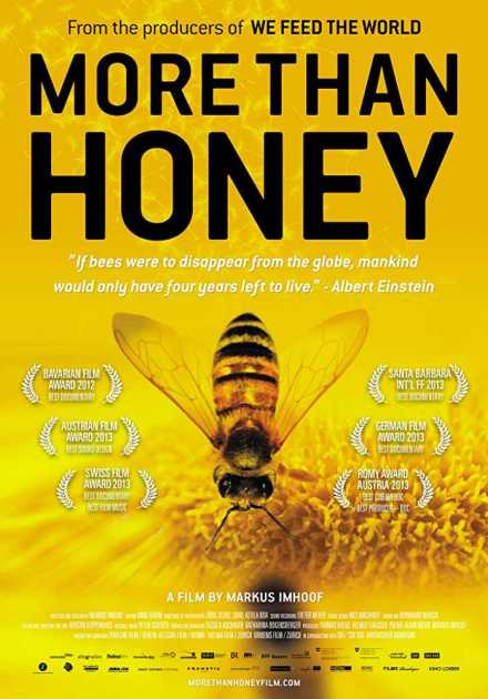 فيلم More Than Honey 2012 مترجم