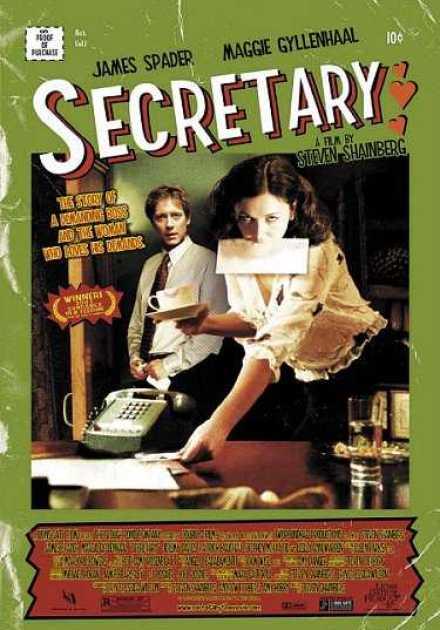 فيلم Secretary 2002 مترجم