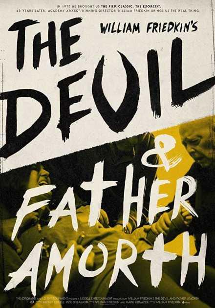 فيلم The Devil and Father Amorth 2017 مترجم