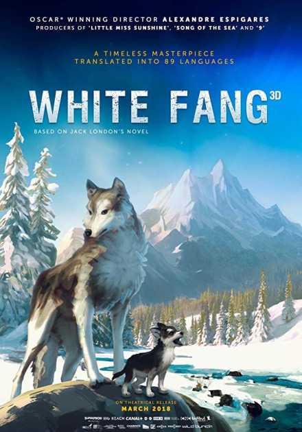 فيلم White Fang 2018 مترجم