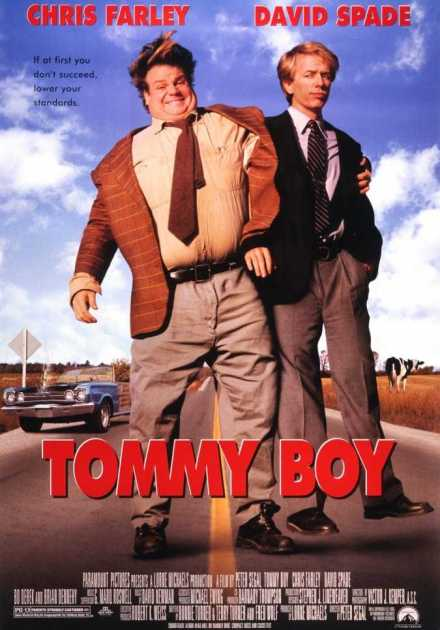 فيلم Tommy Boy 1995 مترجم