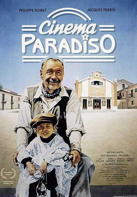فيلم Cinema Paradiso 1988 مترجم