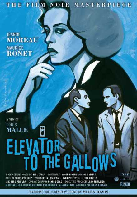 فيلم Elevator to the Gallows 1958 مترجم