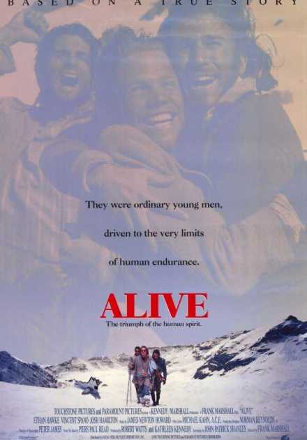 فيلم Alive 1993 مترجم