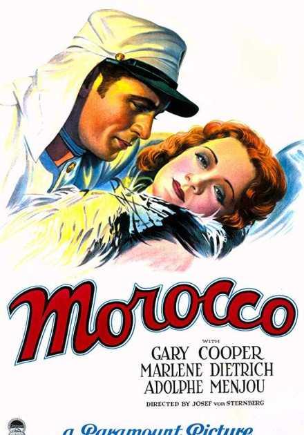 فيلم Morocco 1930 مترجم