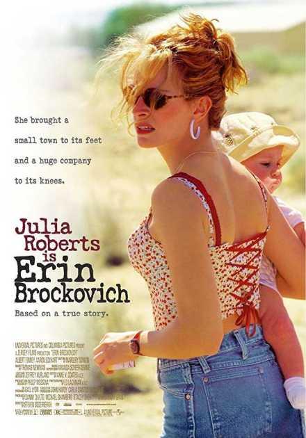 فيلم Erin Brockovich 2000 مترجم