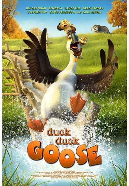 فيلم Duck Duck Goose 2018 مترجم