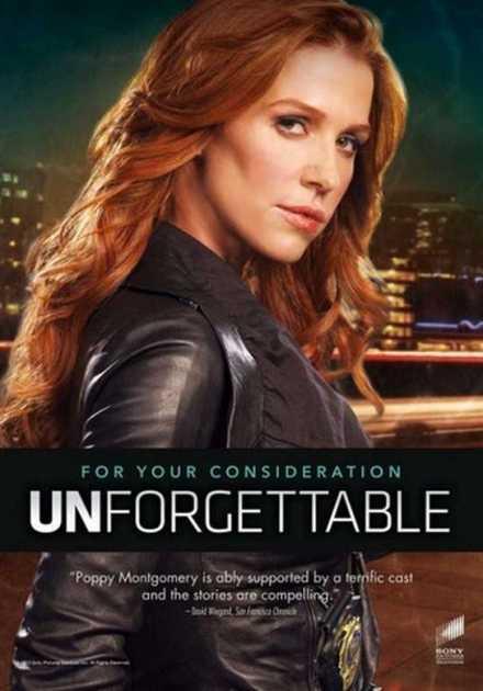 مسلسل Unforgettable الموسم الثالث