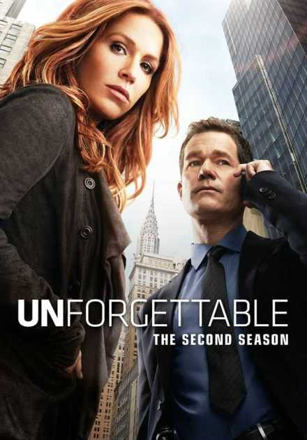 مسلسل Unforgettable الموسم الثاني