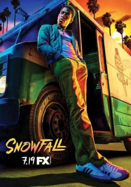 مسلسل Snowfall الموسم الثاني