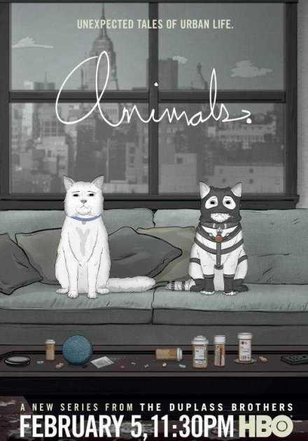 مسلسل Animals الموسم الاول