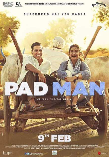 فيلم Padman 2018 مترجم