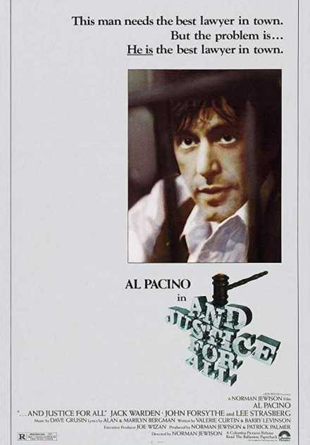 فيلم And Justice for All 1979 مترجم