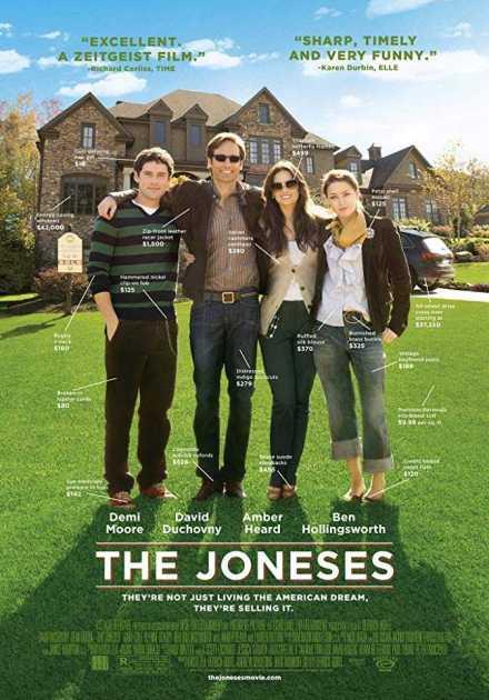 فيلم The Joneses 2009 مترجم