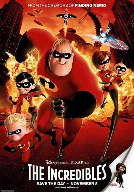 فيلم The Incredibles 2004 مترجم