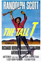 فيلم The Tall T 1957 مترجم