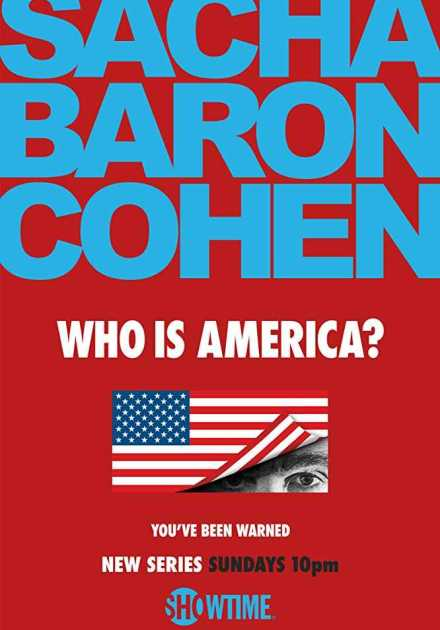 مسلسل Who Is America? الموسم الأول