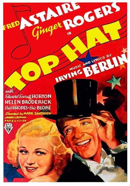 فيلم Top Hat 1935 مترجم