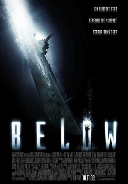 فيلم Below 2002 مترجم