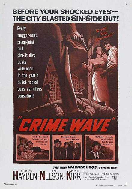فيلم Crime Wave 1953 مترجم
