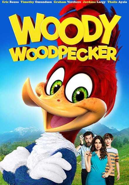 فيلم Woody Woodpecker 2017 مترجم