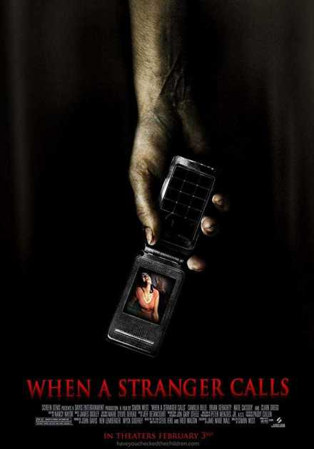 فيلم When a Stranger Calls 2006 مترجم