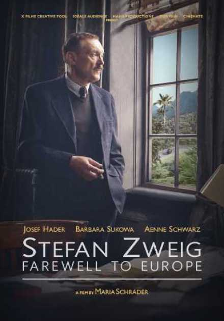 فيلم Stefan Zweig Farewell to Europe 2016 مترجم
