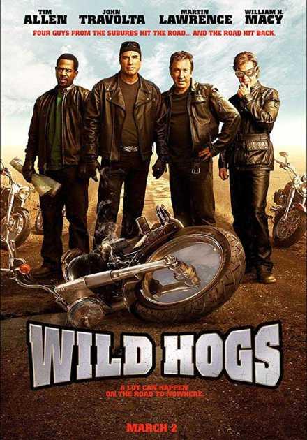 فيلم Wild Hogs 2007 مترجم