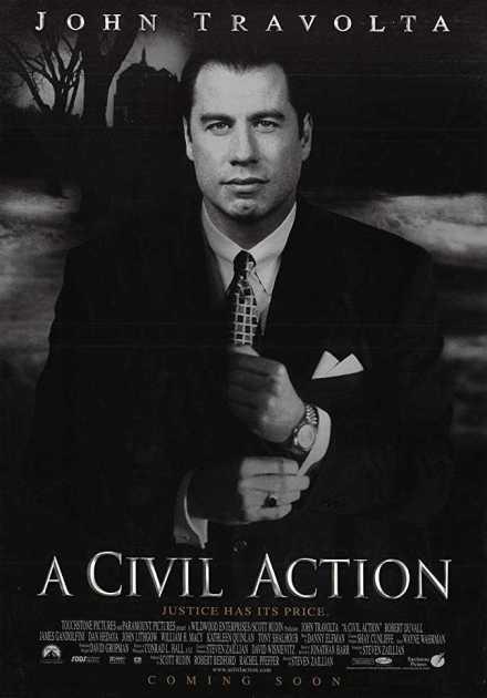 فيلم A Civil Action 1998 مترجم