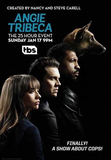 مسلسل Angie Tribeca الموسم الأول
