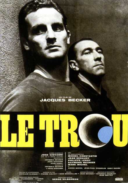 فيلم Le Trou 1960 مترجم