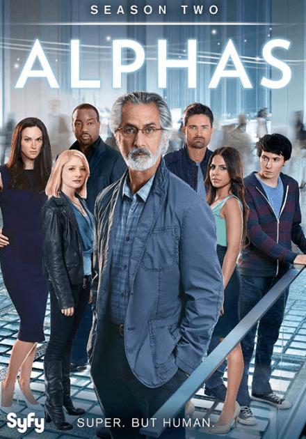 مسلسل Alphas الموسم الثاني