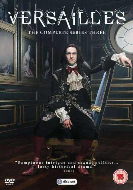 مسلسل Versailles الموسم الثالث