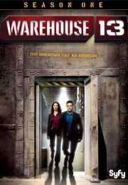 مسلسل Warehouse 13 الموسم الأول