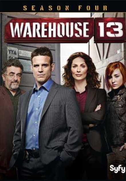 مسلسل Warehouse 13 الموسم الرابع