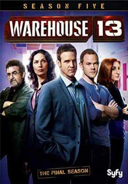 مسلسل Warehouse 13 الموسم الخامس